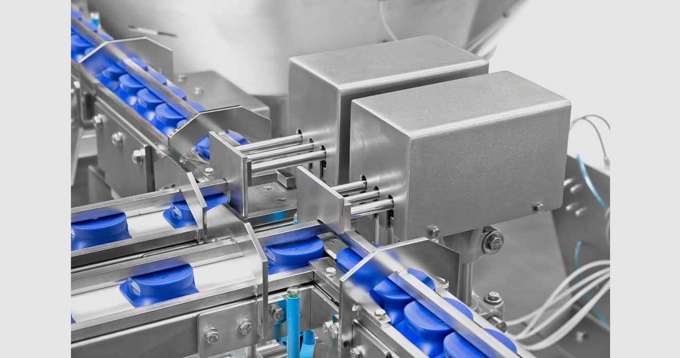 machines pour le transport de produits du secteur alimentaire et des boissons