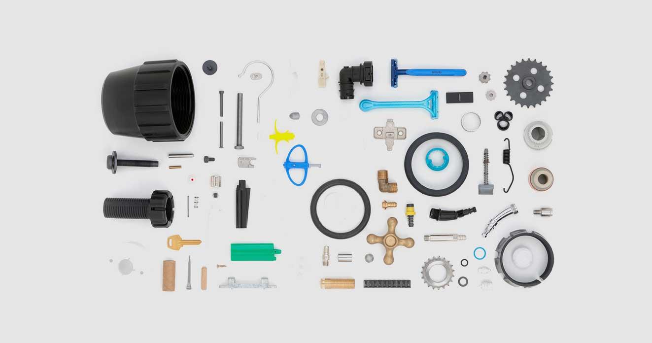 la fabrication d'objets de toutes sortes