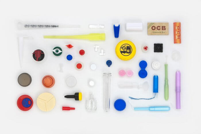 Emballage réalisé avec des alimentateurs vibrants