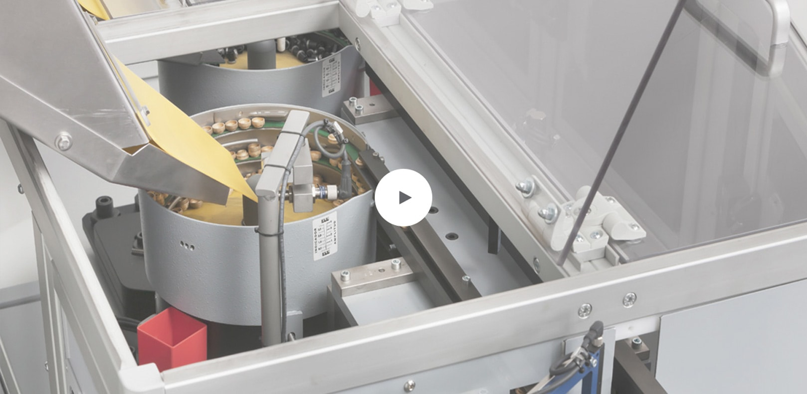 vidéo un peu d'information sur les machines logistiques
